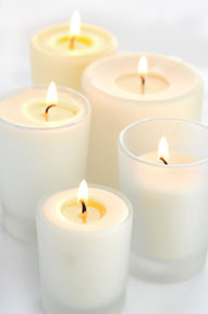 Soy Aromatherapy Candles