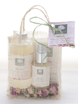 Bloom Organic Skin Care Gift Tote