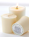 Lemon Verbena 16-Hour Soy Votive Candle