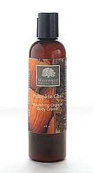 Pumpkin Chai Organic Body Creme - Limited Edition