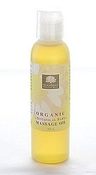 Botanical Baby Massage Oil