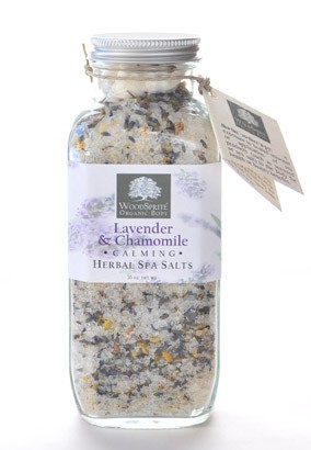 Lavender & Chamomile - Calming Herbal Spa Salts