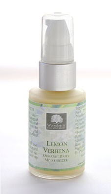Lemon Verbena Organic Light Moisturizer