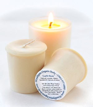 North Shore 16 Hour Soy Votive Candle