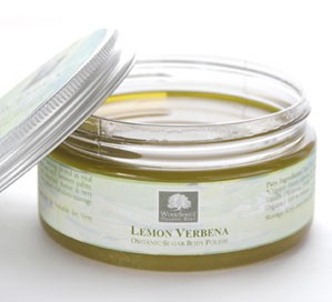 Lemon Verbena Organic Sugar Body Polish