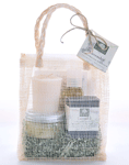 Mini Spa Sampler Gift & Travel Tote