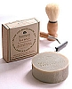 Organic Shaving Soap - Bay Spice