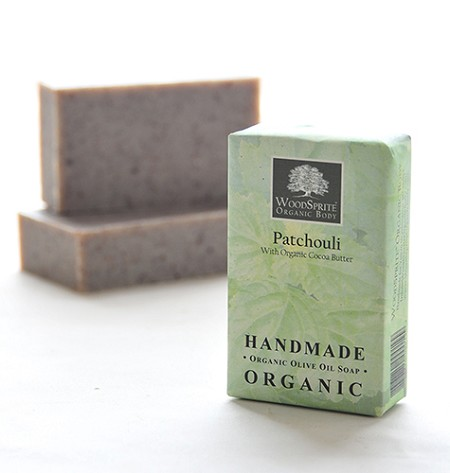 Patchouli Organic Soap