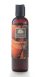 Pumpkin Chai Organic Massage & Body Oil - Limited Edition