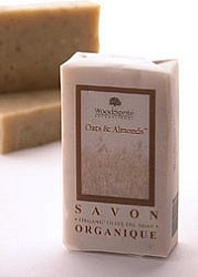 Oats & Almonds Organic Soap