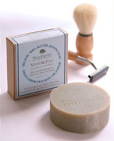 Sand and Fog Organic Shaving Soap