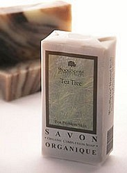 Tea Tree Organic Complexion Soap