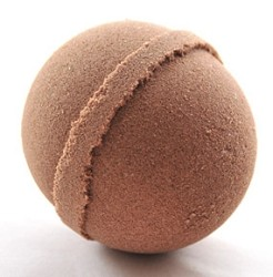 HOT! Chocolate Organic Bath Bomb