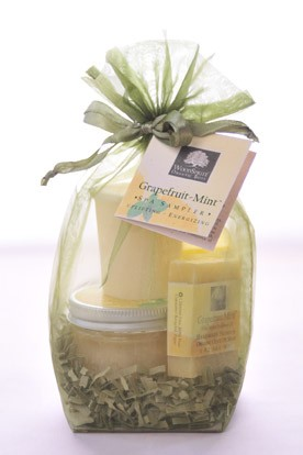 Organic Fab Four Sampler - Gift or Travel