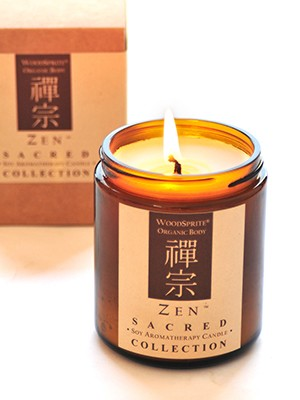 Zen Sacred Collection Soy Candle - 8 oz.